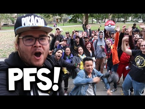 THE BIGGEST POKEMON GO COLLABORATION EVER! | Pokémon GO Philly Free Streets!