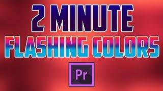 Premiere Pro CC : Wie Erstellen Sie eine Blinkende Text-Effekt Animation
