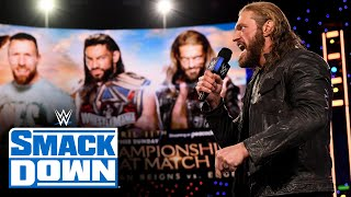 Edge has awoken more dangerous than ever: SmackDown, April 2, 2021