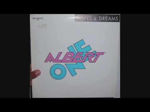 Albert One - Hopes & dreams (1987 Dance mix)