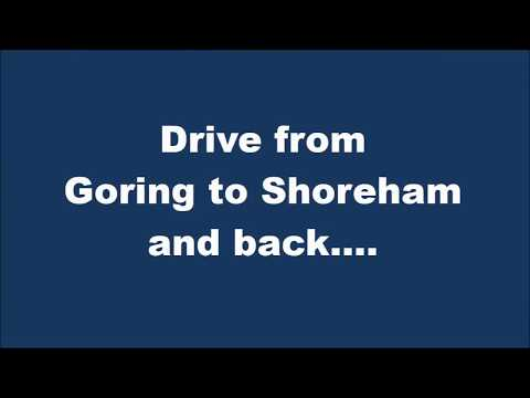 Goring to Shoreham Drive