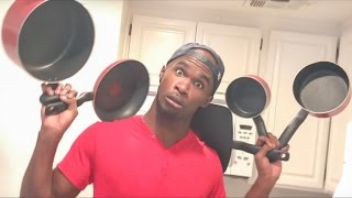 Try Not to Laugh Watching Funny Darius Benson Rap Vines Compilation 2017