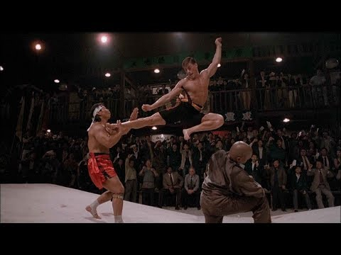 Bloodsport 1988  Fight To Survive  Music  HD