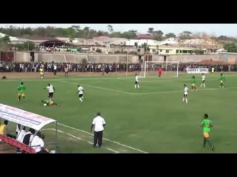 Aduana Stars 2-0 Al Tahaddy - CAF Champions League preliminary round