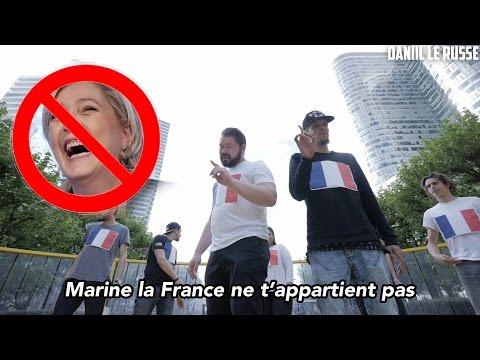 MARINE N'EST PAS PASSÉE - Daniil le Russe