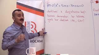 33-Denklem Çözme I (1.Der. Denk.)(PDF Açıklamalarda)
