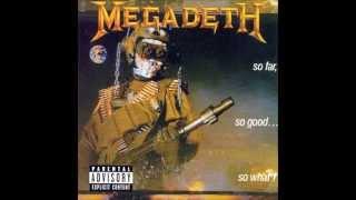 Set the World Afire - Megadeth (original version)