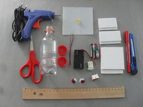 Ev Yapımı Mini Elektrik'li Süpürge Nasıl Yapılır?