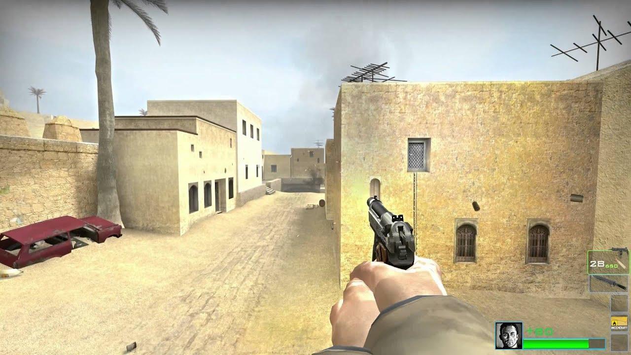 Left 4 Dead 2: Beretta M9 Mod by xShadow46