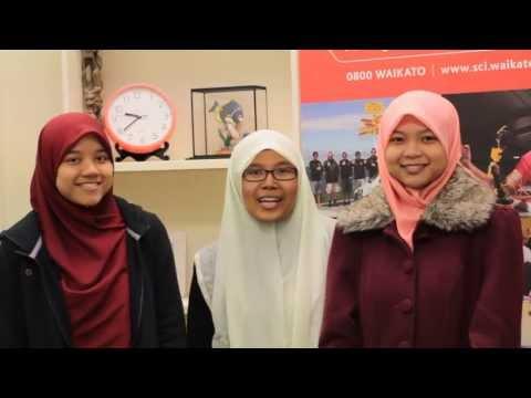 Malaysian Engineering Students - University of Waikato