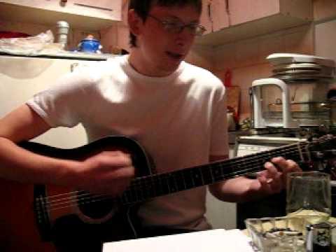 Под гитару теперь я в армии нахуй