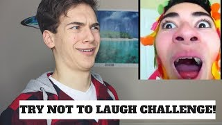 TRY NOT TO LAUGH CHALLENGE!!! Reaction! (FAIL!)
