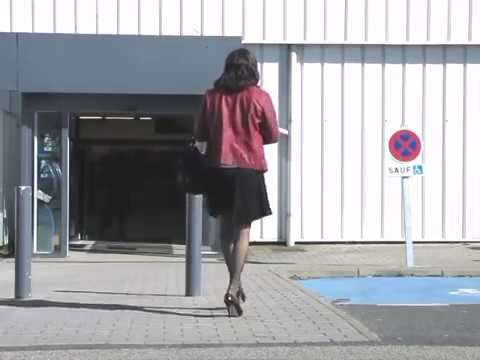 "Stockings and 5"" high heels for Shopping (2) - Tranvestite - Crossdresser from YouTube · Duration:  17 minutes 5 seconds"