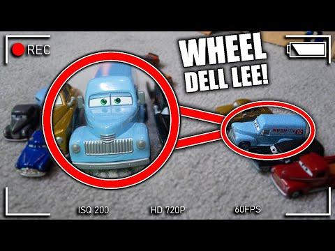 Disney Pixar Cars 3 Wheeldell Lee Diecast Review! (Doc's Racing Days)