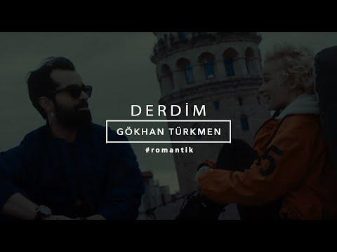 Derdim [Official Video] - Gökhan Türkmen #Romantik