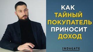 видео Услуга Тайный покупатель