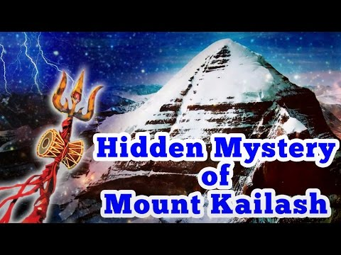 Mysterious Mount Kailash: Secrets Of The Man-Made Pyramid And Entrance To The City Of The Gods
