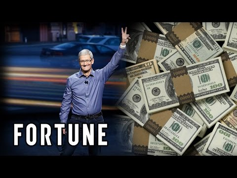 Apple Sitting on $250 Billion in Cash I Fortune