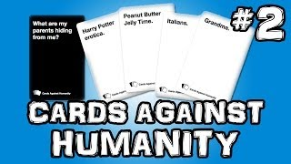 Cards Against Humanity Online! #2 - Pac-Man uncontrollably guzzling cum