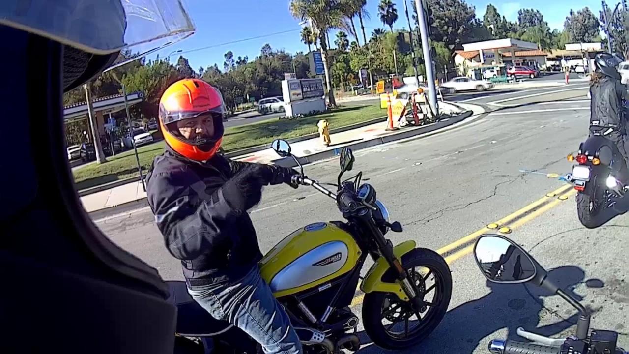 moto guzzi griso test ride - youtube