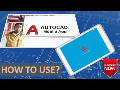 How To Use AutoCAD On Mobile