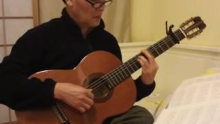 BẰNG LĂNG TÍM -- Guitar Solo