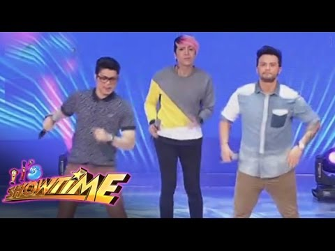 "Vice VS. BillyVhong in their new ""Happy"" step"