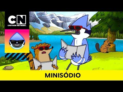 Estados Unidos! Estados Unidos! | Apenas Um Show | Minisódio | Cartoon Network