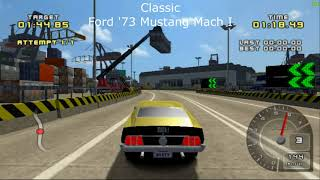 A lap with every car in Ford Racing 2