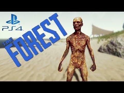 The Forest Ps4 German Ein Neues Abenteuer #01