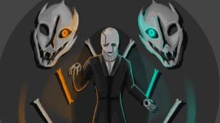 W.D. Gaster tribute ( undertale )