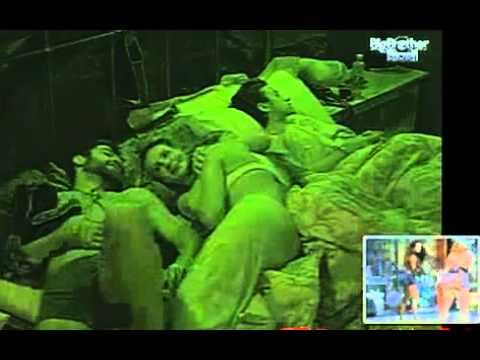 bbb 11-Diana diz que rolou um semi, quase  sexo entre ela ,Natalia e Cristiano-PARTE O2X02.wmv