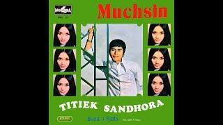 """Gambar cover Titiek Sandhora & Muchsin """"Muchsin/Titiek Sandhora"""" (1971) FULL EP"""