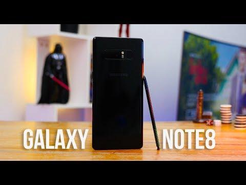 Galaxy Note 8 Review (John Sey)
