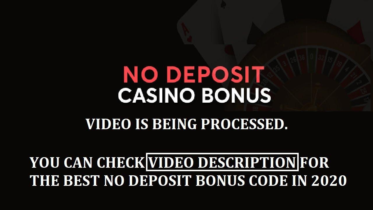 Fone Casino No Deposit Bonus Youtube