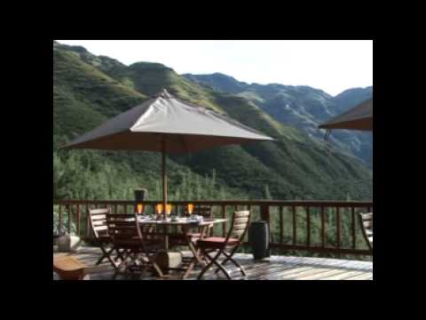 Maliba Lodge - First of its kind in Lesotho