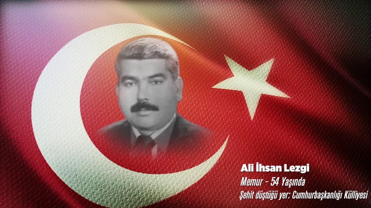 15 Temmuz Şehidi Ali İhsan Lezgi