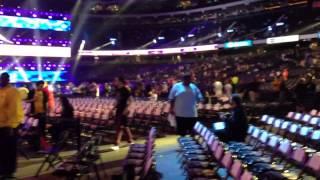 Wrestlemania XXX Front Row Seat at the Superdome