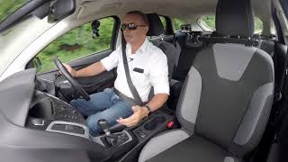 Review and Virtual Video Test Drive In Our 2013 Ford Focus 1 6 TDCi ECOnetic Zetec 5dr RV13DJE