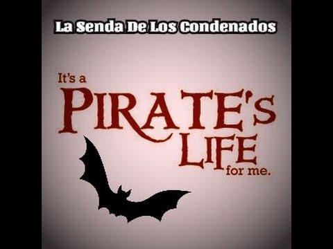 La Senda De Los Condenados - Victor de Andres (Original pirate rock music)