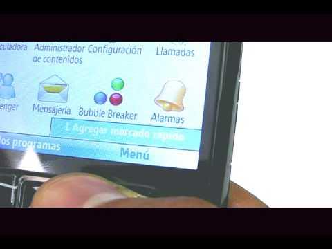 Samsung Messenger Phone