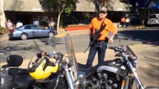 Open Carry Protest in Ashland Oregon