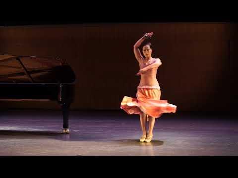 PIANO & BAILE FLAMENCO (7/2) Maria Männikkö, piano & Carmen Iniesta, flamenco dance and castanets