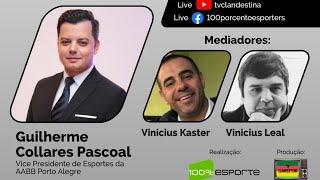 Programa Revista 100% Esporte - Por Dentro da Gestão Esportiva