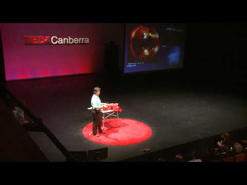 The fourth state of matter -- plasma | Christine Charles | TEDxCanberra