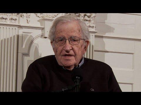 Part 2 Noam Chomsky on Climate Change Nukes Syria WikiLeaks  More