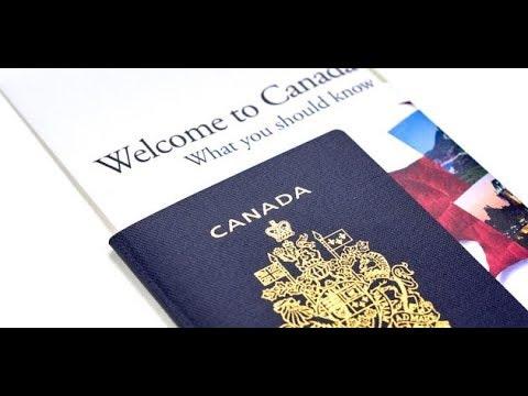 Канада 1641: Получение ребенком канадского паспорта после родов (продолжение темы)