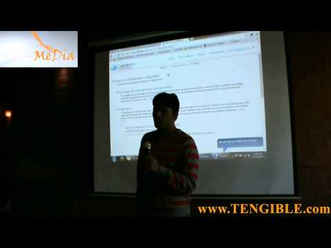 CollabAir Seminar Video (Pune Startup Meet+Pitch 2014)