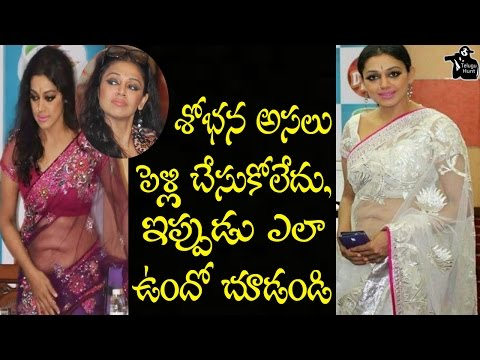 Shobana Still Single | See Actress Shobana Latest Photos | W Telugu Hunt