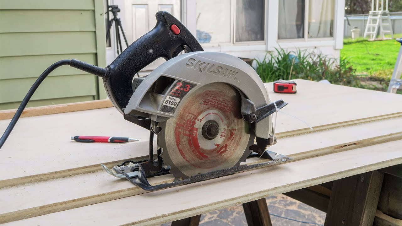 Perfect cuts with a circular saw 200 youtube greentooth Image collections
